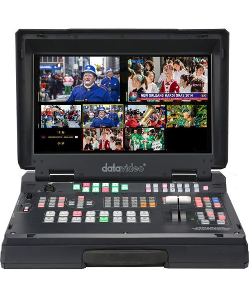 استودیو سیار 6 ورودی Datavideo مدل HS-2200