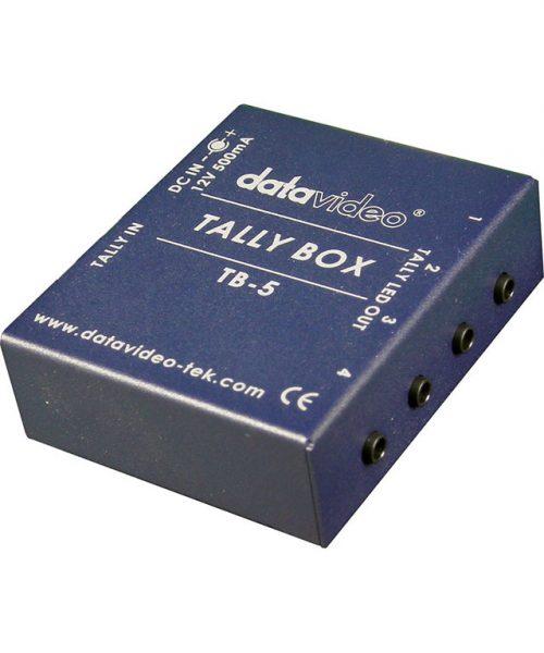 جعبه و لامپ تالی Datavideo مدل TB-5