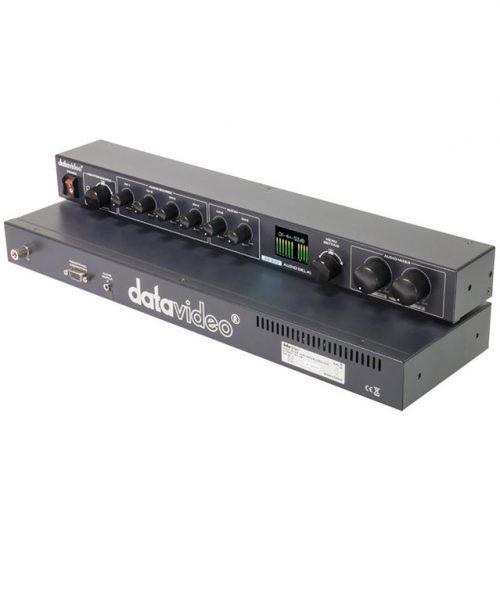 تأخیر دهنده و میکسر صدای 6 کاناله Datavideo مدل AD-200