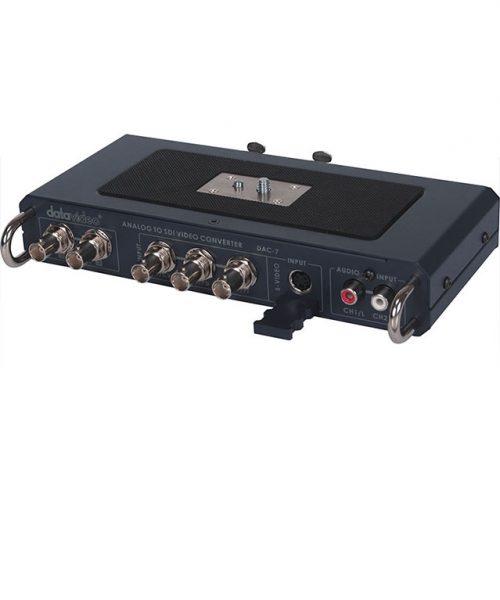 مبدل ویدئو آنالوگ به Datavideo SDI مدل DAC-7