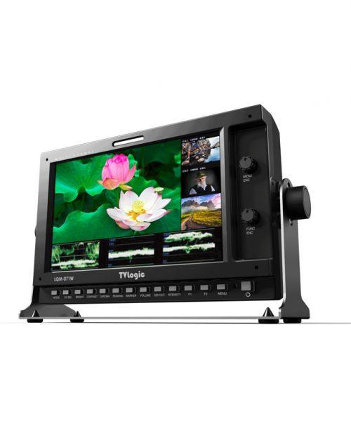 مانیتور چهار تصویری 7 اینچ TVLogic مدل LQM-071W