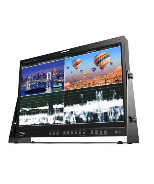مانیتور 24 اینچ چهار تصویری تمام TVLogic HD مدل LQM-241W