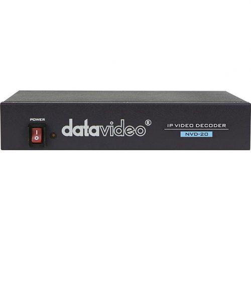 دیکد کننده ویدئوی تحت شبکه Datavideo مدل NVD-20