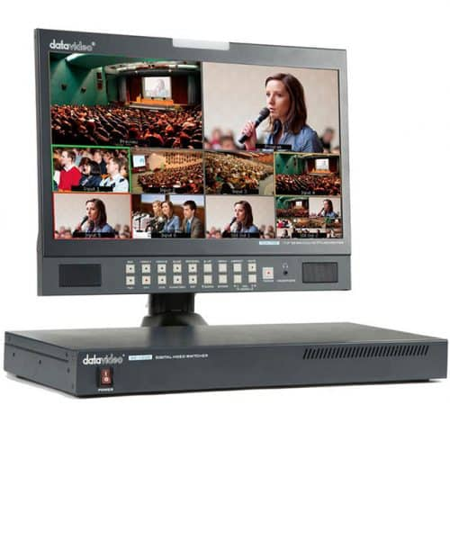 میکسر رکمونت 6 کانال Datavideo HD مدل SE-1200MU