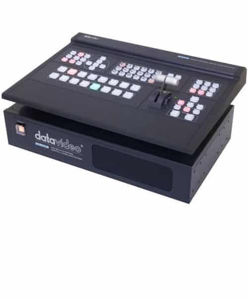 سوئیچر دیجیتال HD با 6 کانال Datavideo مدل  SE-2200