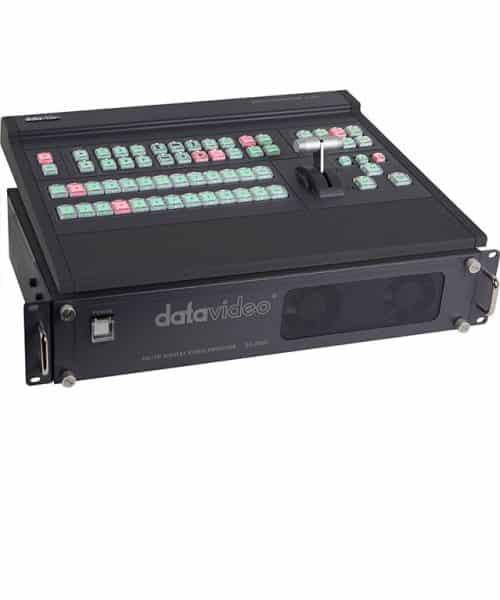 سوئیچر دیجیتال 12 کانال Datavideo HD مدل SE-2800