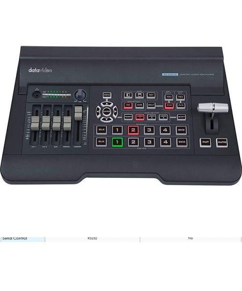 سوئیچر دیجیتال 4کانال Datavideo HD مدل SE-500HD