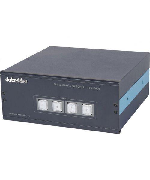 تصحیح زمانی و سوئیچر Datavideo مدل TBC-5000