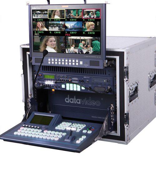 مانیتور رکمونت 17.3 اینچ Datavideo HD/SD مدل TLM-170HM