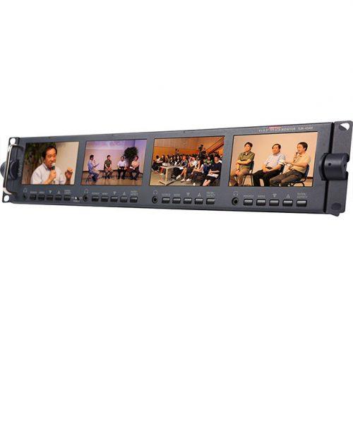 مانیتور 4 در 4.3 اینچ رکمونت Datavideo HD مدل TLM-434H