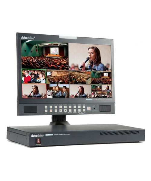 میکسر 6 ورودی Datavideo مدل SE-1200MU