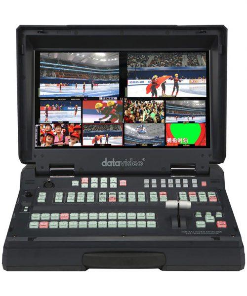 استودیو سیار 12 کانال Datavideo مدل HS-2800  <br> <span style='color:#949494;font-size:11px; class='secondary'> توقف تولید </span>