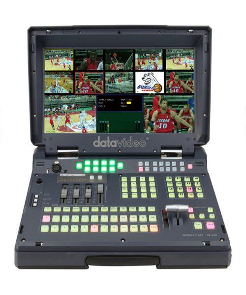 استودیو سیار 8کانال Datavideo مدل HS-600  <br> <span style='color:#949494;font-size:11px; class='secondary'> توقف تولید </span>