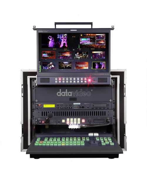 استودیو سیار 12/8کانال Datavideo مدل MS-2800  <br> <span style='color:#b22c2c; class='secondary'> توقف تولید </span>