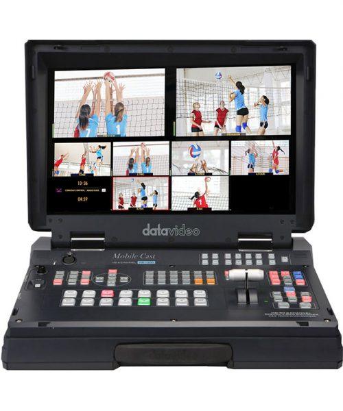 استودیو سیار 6 کانال Datavideo مدل HS-1200  <br> <span style='color:#b22c2c; class='secondary'> توقف تولید </span>