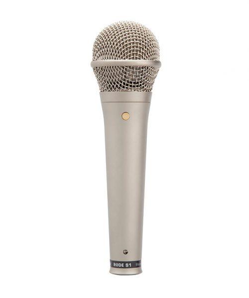 میکروفون اجرای زنده Rode S1