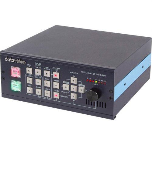 کروماکی کننده SD دیتاویدئو مدل DVK-200  <br> <span style='color:#949494;font-size:11px; class='secondary'> Datavideo DVK-200 SD Chromakey </span>