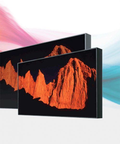 مانیتور 46 اینچ ویدئو وال TVLogic مدل FCM-461W  <br> <span style='color:#b22c2c; class='secondary'> توقف تولید </span>