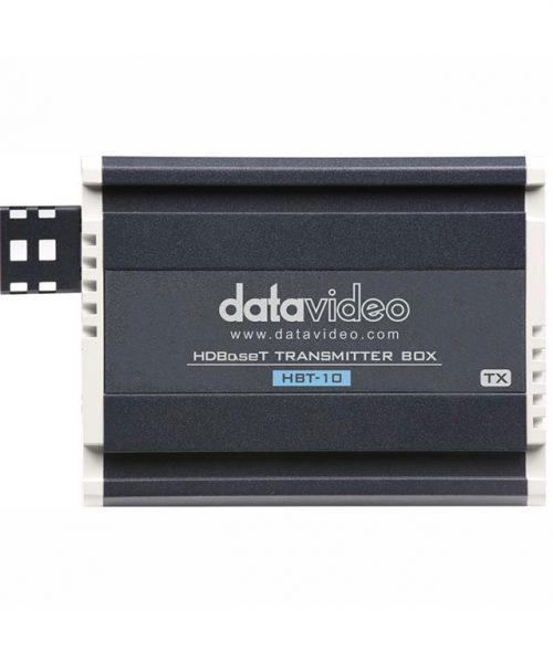 فرستنده ویدئویی 4K دیتاویدئو مدل HBT-10  <br> <span style='color:#949494;font-size:11px; class='secondary'> Datavideo HBT-10 HDBaseT Transmitter </span>