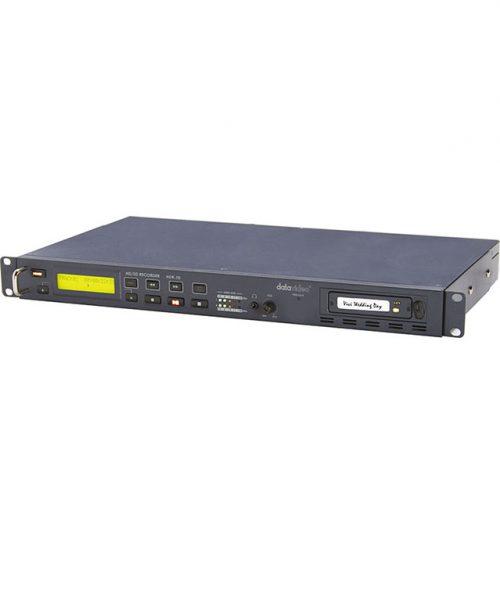 ضبط کننده ویدئوی دیجیتال Datavideo HD/SD مدل HDR-70