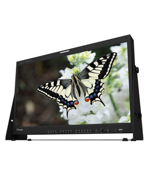 مانیتور 24 اینچ TVLogic 12G-SDI 4K مدلLUM-240G