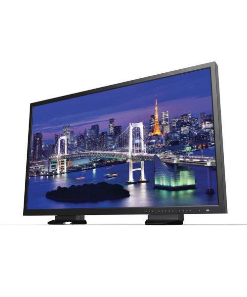 مانیتور حرفه ای 55 اینچ TVLogic UHD مدل LUM-550W  <br> <span style='color:#949494;font-size:11px; class='secondary'> توقف تولید </span>