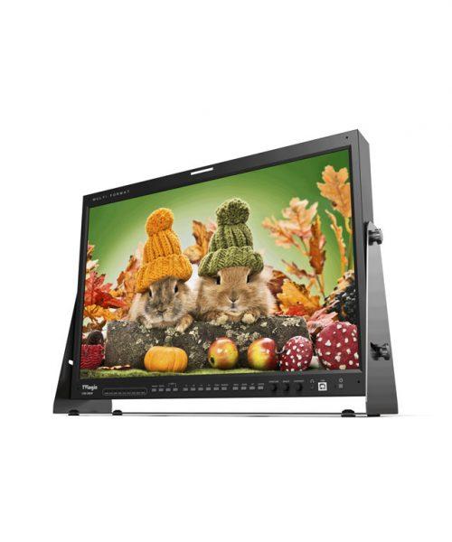 مانیتور 24 اینچ تمام HD چند فرمتی TVLogic مدل LVM-246W