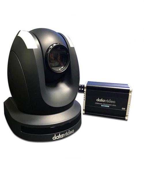 دوربین HD/SD PTZ دیتاویدئو مدل PTC-150T  <br> <span style='color:#949494;font-size:11px; class='secondary'> Datavideo PTC-150T HD/SD PTZ Video Camera </span>