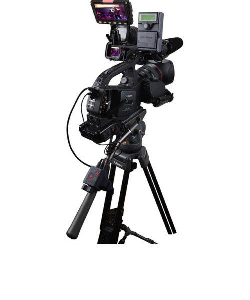 """سیستم بازبینی دوربین دیتاویدئو مدل TLM-43LB  <br> <span style='color:#949494;font-size:11px; class='secondary'> Datavideo TLM-43LB 4.3"""" Look-Back System </span>"""