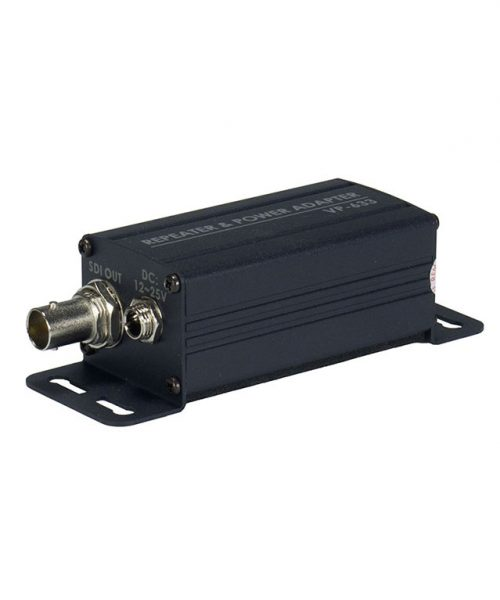 تکرار کننده سیگنال دیتاویدئو مدل VP-633  <br> <span style='color:#949494;font-size:11px; class='secondary'> Datavideo VP-633 100m SDI Repeater </span>
