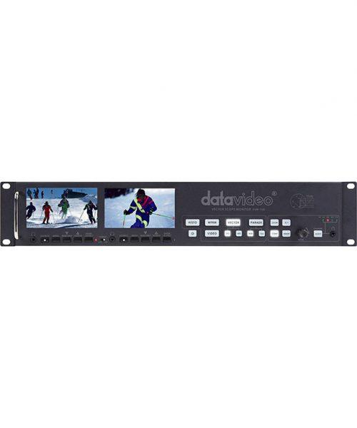 اندازه گیر تصویر دیتاویدئو مدل VSM-100  <br> <span style='color:#949494;font-size:11px; class='secondary'> Datavideo VSM-100 Sampling Vector Scope Monitor </span>
