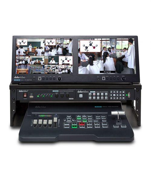 استودیو پرتابل دیتاویدئو مدل Go 650 Studio  <br> <span style='color:#949494;font-size:11px; class='secondary'> Datavideo Go 650 Studio Portable Video Production Studio </span>