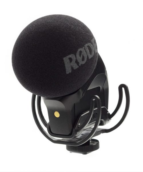 میکروفون استریوی دوربین Rode مدل Stereo VideoMic Pro Rycote