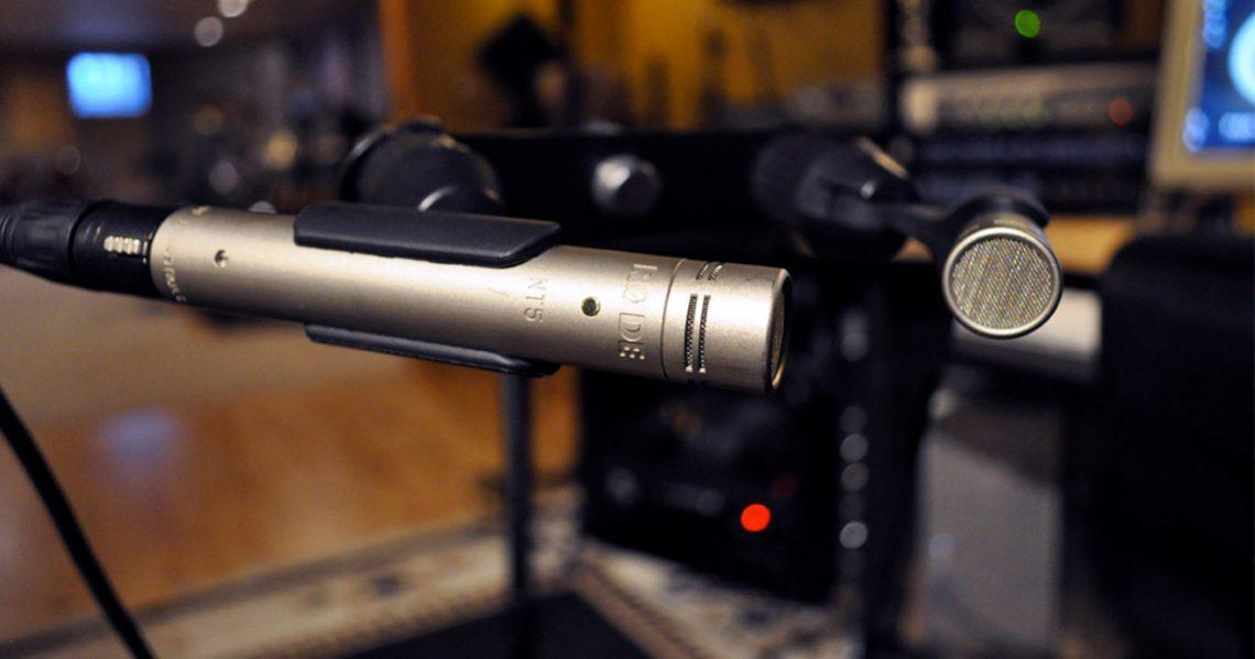 بررسی فنی میکروفون NT5